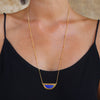 Gold Horizon Necklace
