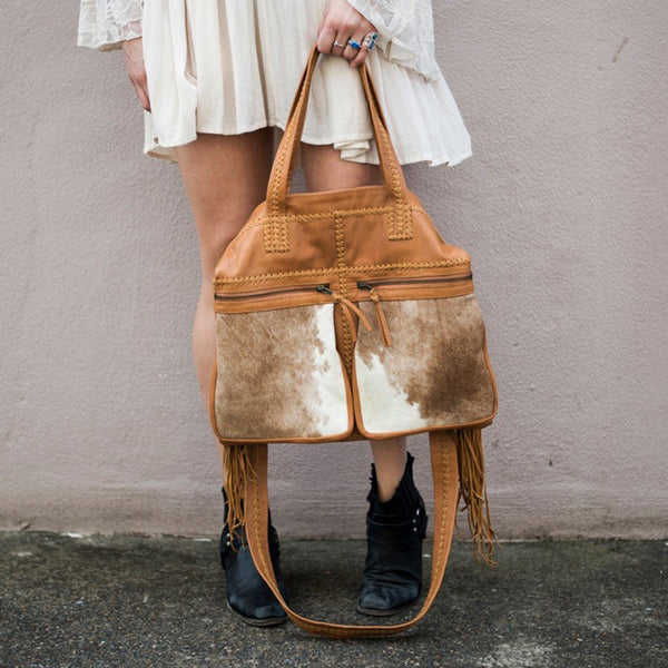 Wild Hearts Bag Tan