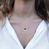18k Gold Plated Adrift Necklace