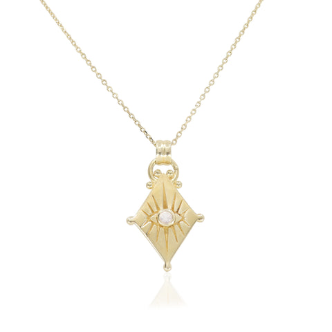Paragon Gold Necklace