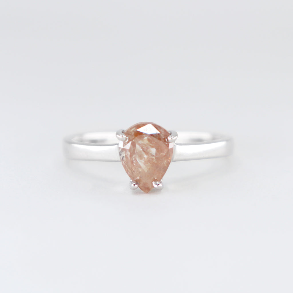 FOREVER ME PEACH DIAMOND 1.20ct