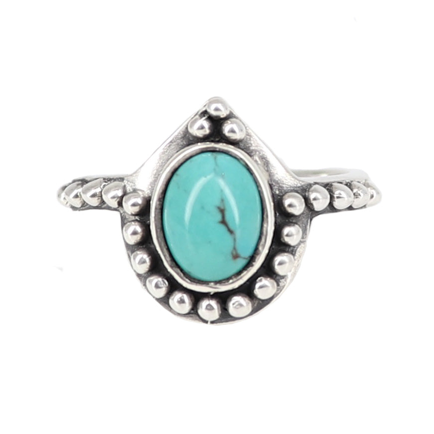 Solace Turquoise Ring