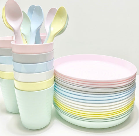 Kids Party Tableware Set