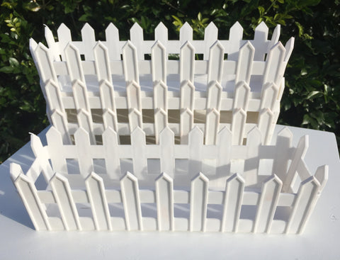 Picket Fence Baskets