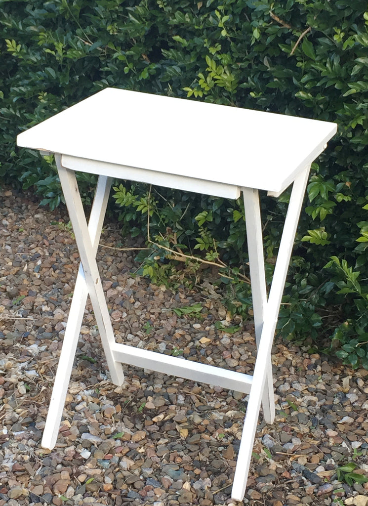 Folding Butler Tray Table