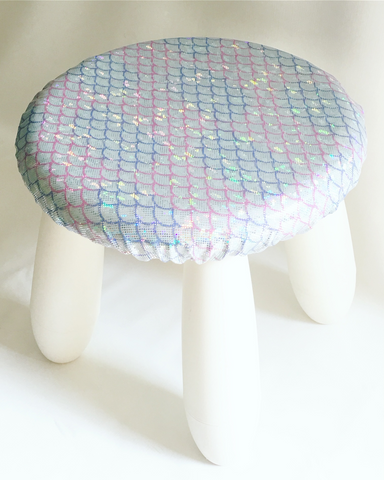 Mermaid themed stools