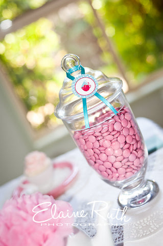 Madison Lolly Jar