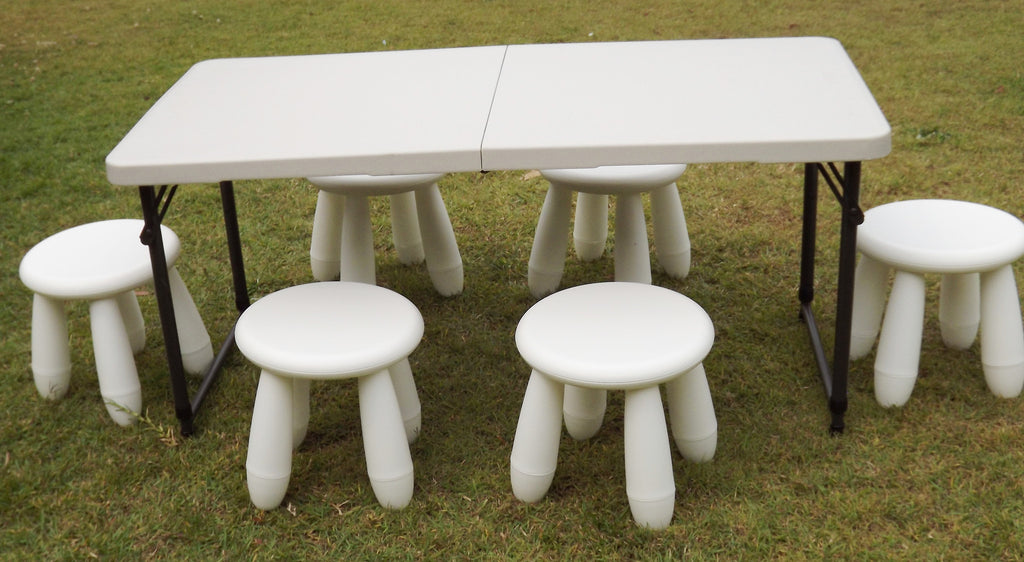 Children's Size Rectangular Table