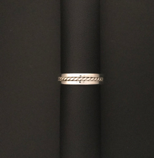 Triple Band Ring, Size 8