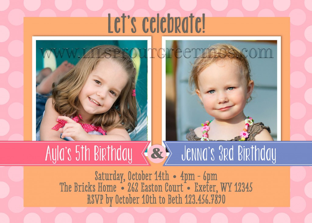 "lil' sprout greetings blog  tagged ""birthday"", Birthday invitations"