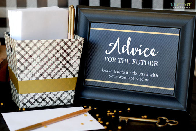 advice-card-sign-graduation-printable
