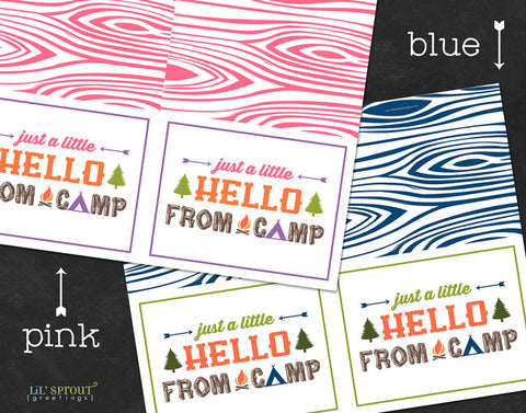 summer camp note printable lilsproutgreetings