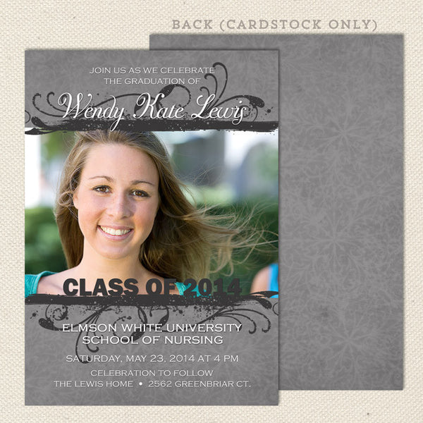 achievement graduation announcements
