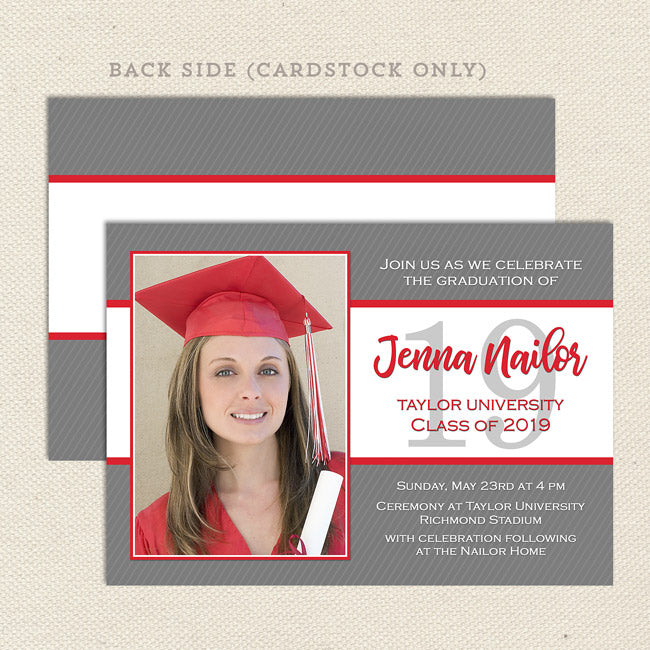photo regarding Printable Graduation Announcements titled Achievements Commencement Bulletins Lil Sprout Greetings