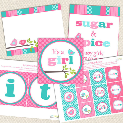 printable baby shower decorations lil 39 sprout greetings