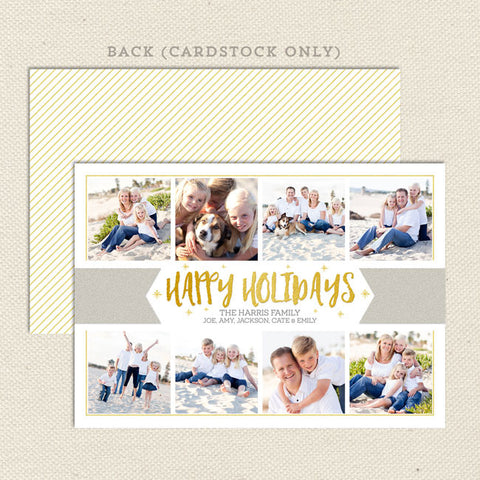 charming-collage-printable-christmas-card-gold