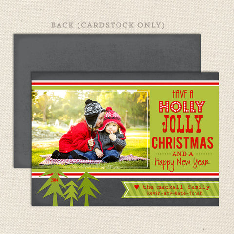 wrap it up printable christmas card