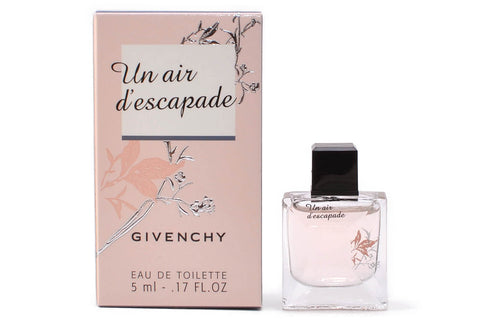 Givenchy Un Air D'escapade Eau de Toilette 5ml Mini