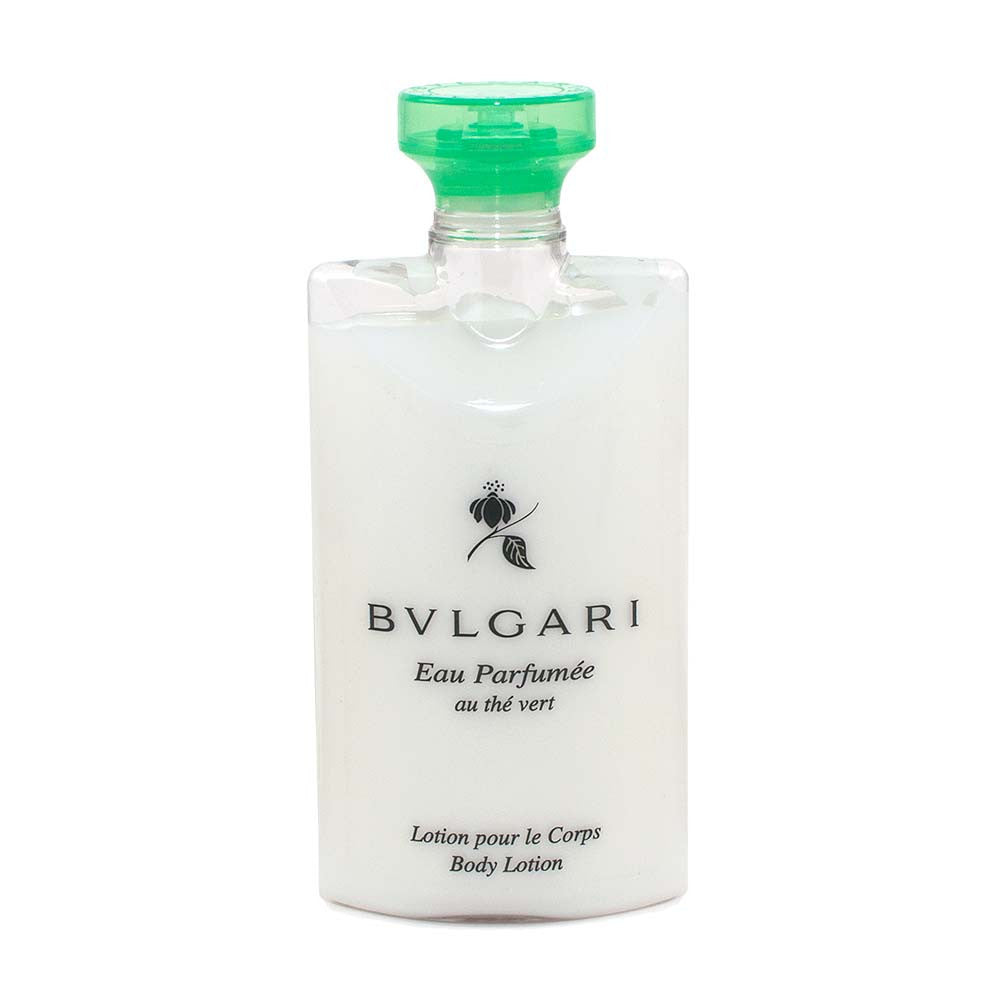 Bvlgari Eau Parfumee Au The Vert Body Lotion 75ml