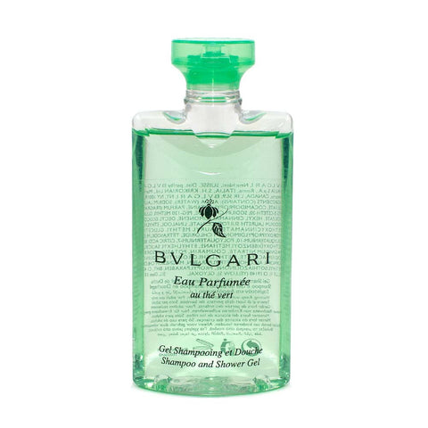 Bvlgari Eau Parfumee Au The Vert Shampoo & Shower Gel 75ml