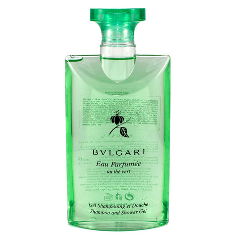 Bvlgari Eau Parfumee Au The Vert Shampoo & Shower Gel 200ml