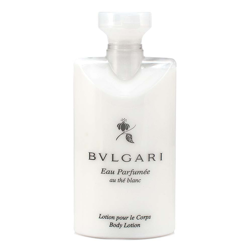 Bvlgari Eau Parfumee Au The Blanc Body Lotion 75ml