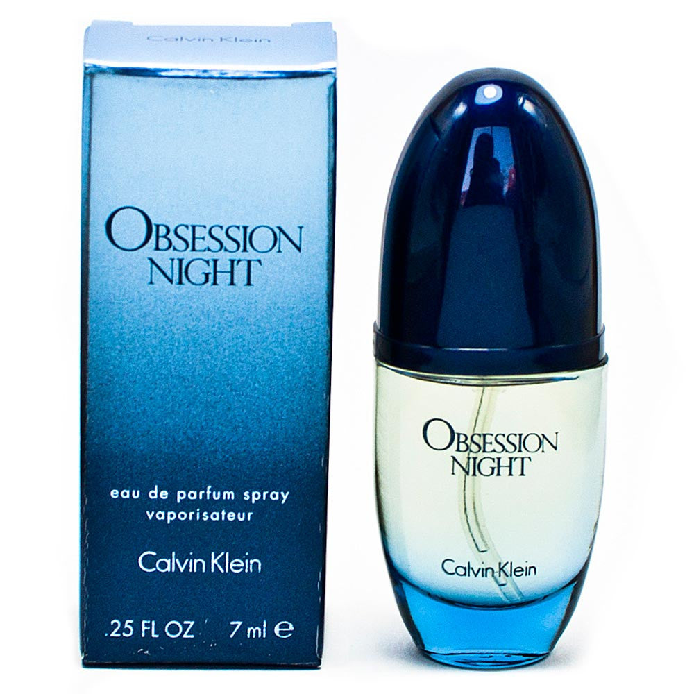 Calvin Klein Obsession Night For Women Eau de Parfum 7ml Mini