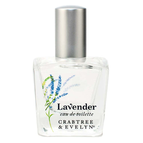 Crabtree & Evelyn Lavender Eau de Toilette 15ml Mini