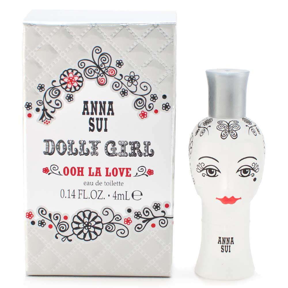 Anna Sui Dolly Girl Ooh La Love Eau de Toilette 4ml Mini