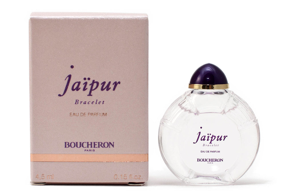 Damaged Box Boucheron Jaipur Bracelet Eau de Parfum 4.5ml Mini