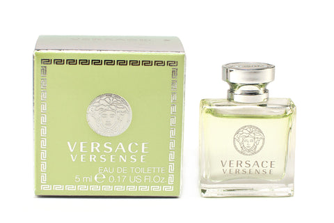 Versace Versense Eau de Toilette 5ml Mini