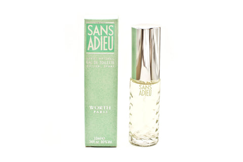 Worth Sans Adieu Eau de Toilette 10ml Mini
