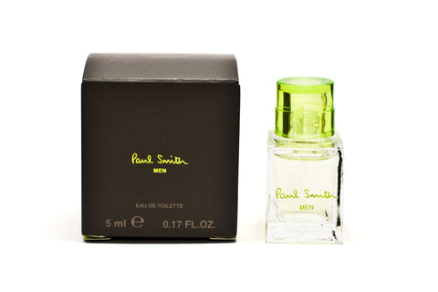 Damaged Box Paul Smith Paul Smith Men Eau de Toilette 5ml Mini
