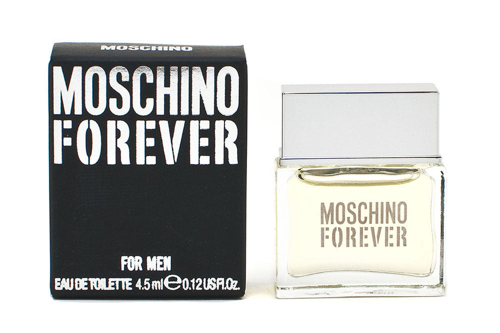 Moschino Forever For Men Eau de Toilette 4.5ml Mini