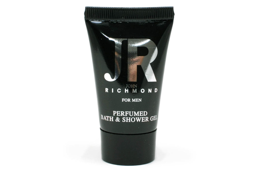 John Richmond For Men Perfumed Bath & Shower Gel 25ml Mini