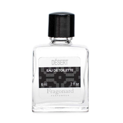 Fragonard Desert Eau de Toilette 6ml Mini