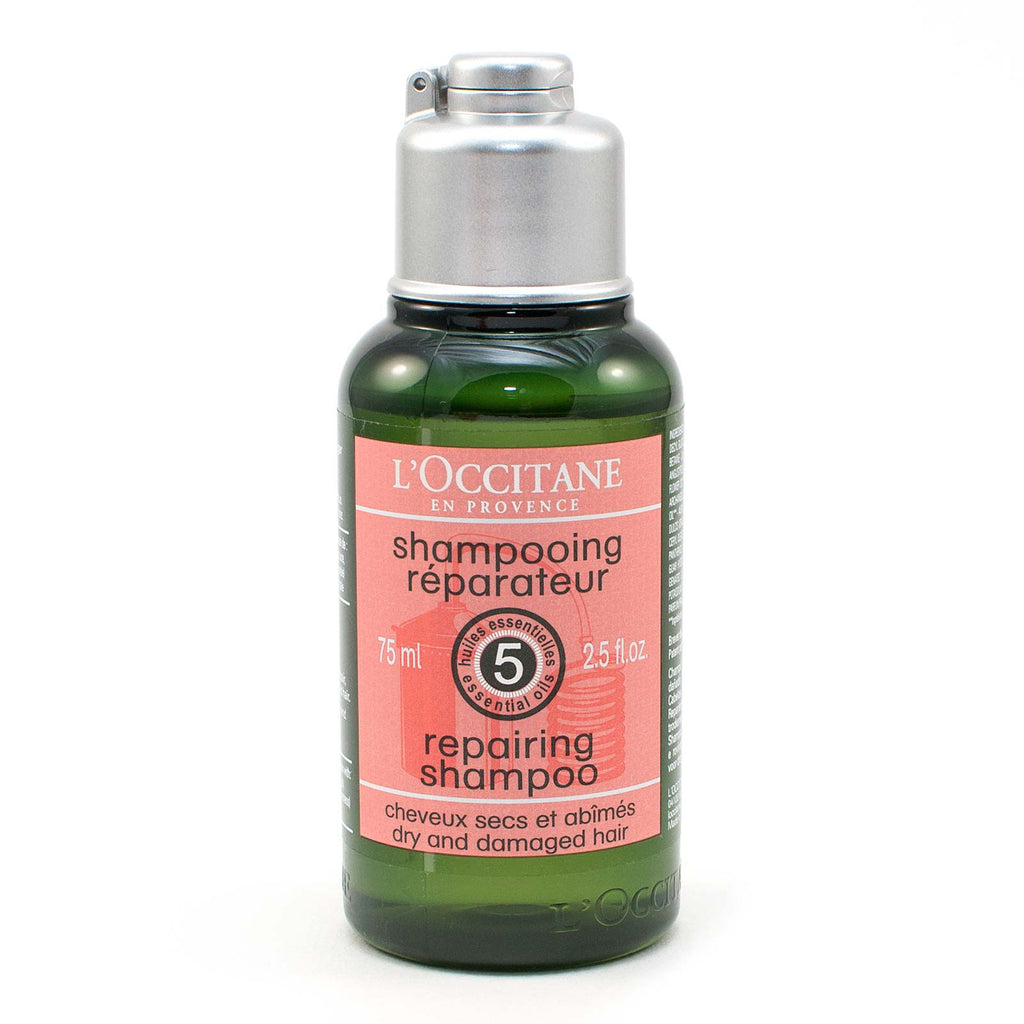 L'Occitane Repairing Shampoo For Dry & Damaged Hair 75ml
