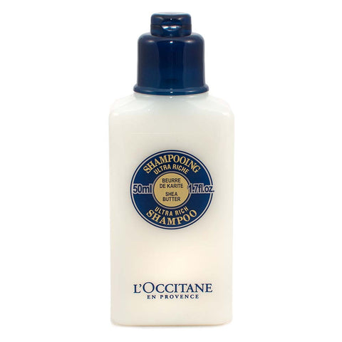 L'Occitane Ultra Rich Shea Butter Shampoo 50ml