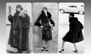 Vintage Winter Coat Sale!! — Up to 30% Off