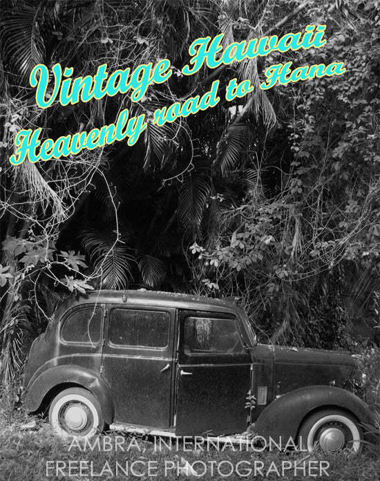 Vintage Hawaii: Heavenly road to Hana