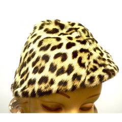 Vintage Genuine Fur Hat Skullcap Style 1940s Needs To Be Finished - The Best Vintage Clothing  - 2