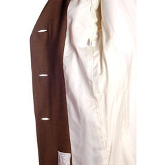 Vintage Laird-Knox  Coat & Dress 1960s White/Olive NOS 37-35-39 - The Best Vintage Clothing  - 5