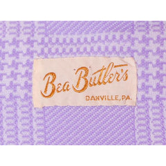 Vintage Lavender Dress Ultra 1970s  Bea Butler 34-26-36 - The Best Vintage Clothing  - 5