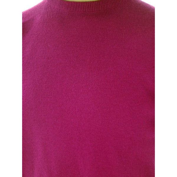 Vintage Orlon Sweater Fuchsia Color Long Sleeve Donna Dean 1950s - The Best Vintage Clothing  - 3