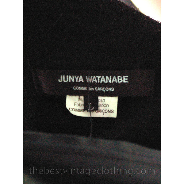 Junya Watanabe Buffalo Leather  A/W 2011 Dress One Size Investment Piece Designer - The Best Vintage Clothing  - 11