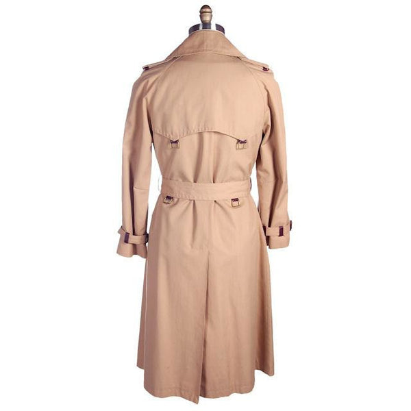 Vintage Etienne Aigner Trench Coat 1970s Size 38 Bust - The Best Vintage Clothing  - 3