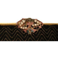 H. A. & E. Smith French Beaded Evening Bag 1920'S - The Best Vintage Clothing  - 4