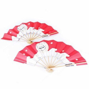 Vintage Japan-Us Centennial Folding Fans Provenance - The Best Vintage Clothing  - 1