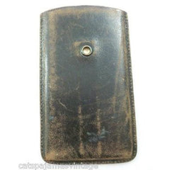 Vintage Leather Note Holder Max Bernstein Wool Pullers Camden NJ 1920s - The Best Vintage Clothing  - 3