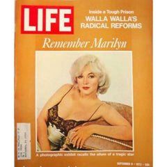 Vintage Life Magazine  Marilyn Monroe 1972 Fab Shoes Too - The Best Vintage Clothing  - 1